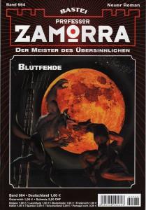 "Neu: Professor Zamorra – Band 964: ""Blutfehde"""