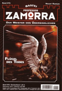 "Neu: Professor Zamorra – Band 976: ""Flügel des Todes"""