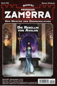 """Neu: Professor Zamorra Band 990 – """"Die Rebellin von Avalon"""""""